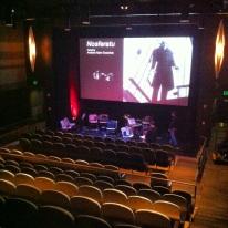 Pre-show at the Urban Institute for Contemporary Arts (UICA)--Grand Rapids, MI